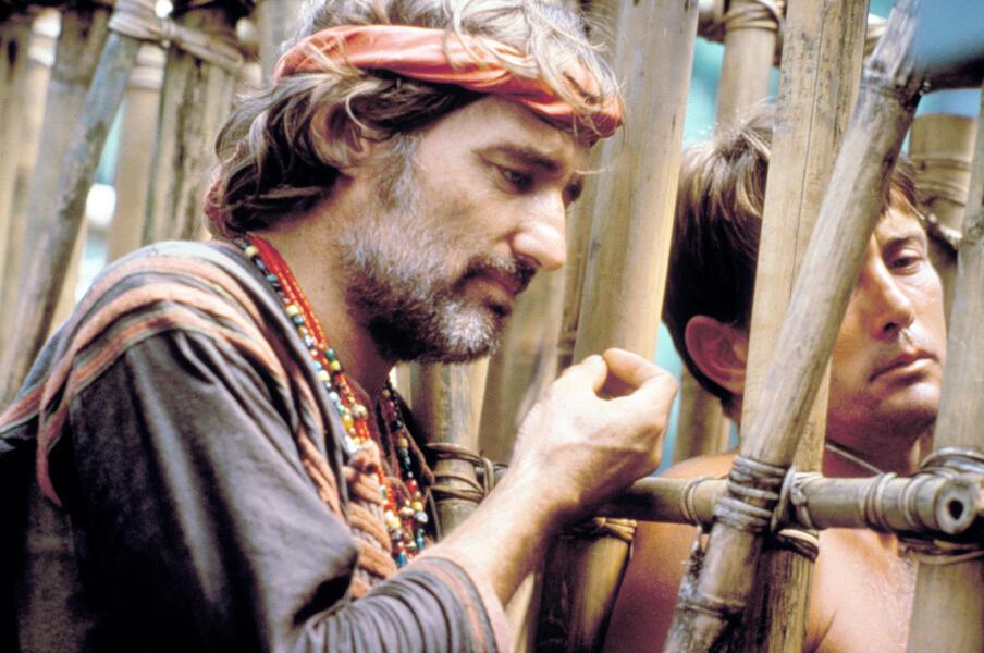Apocalypse Now mit Dennis Hopper und Martin Sheen