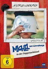 Michel in der Suppenschüssel - Poster