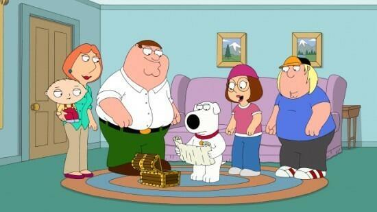 Family Guy - Staffel 12