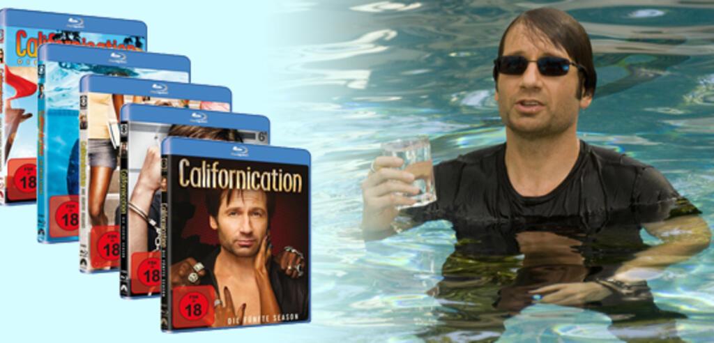 David Duchovny als Hank Moody in Californication