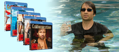 David Duchovny als Hank Moody in Californication