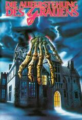 Nachts, wenn das Skelett erwacht - Poster
