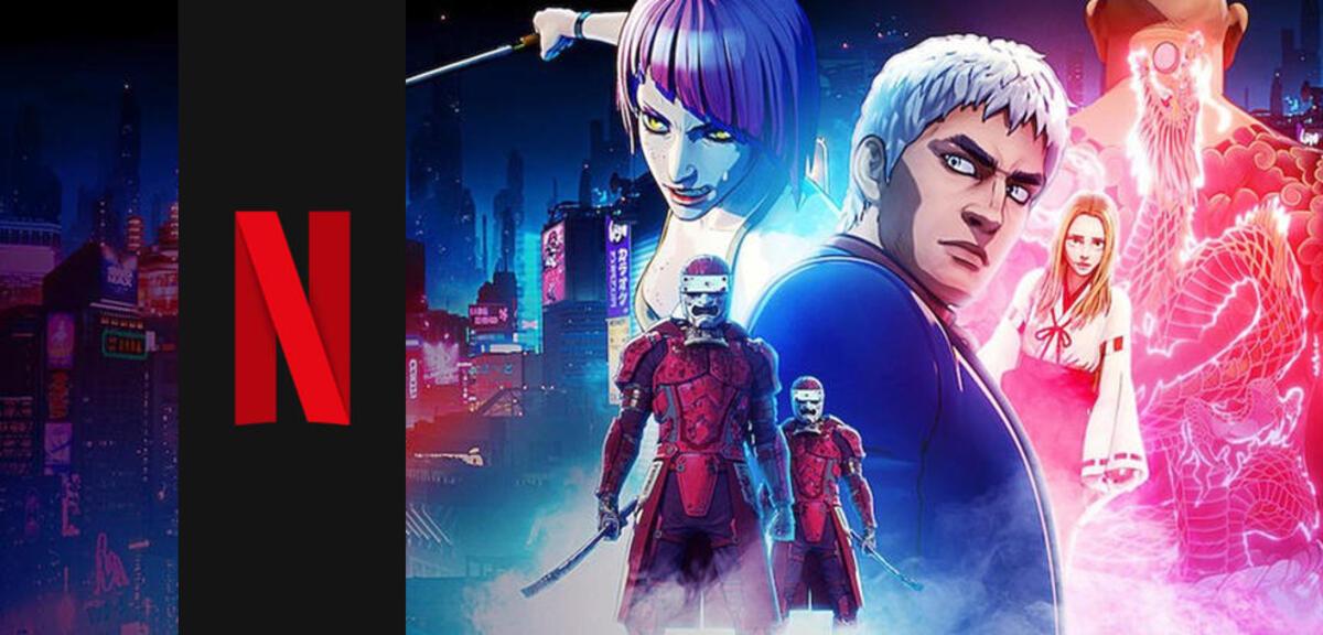 Jetzt bei Netflix: Der Altererd Carbon-Film ist brutal und schonungslos