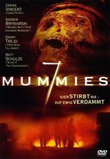 7 Mummies - Poster