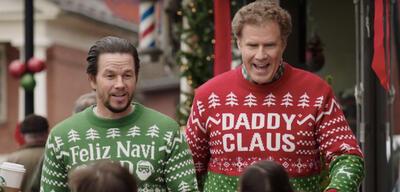 Daddy's Home 2 mitMark Wahlberg undWill Ferrell