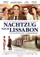 Nachtzug nach Lissabon - Poster