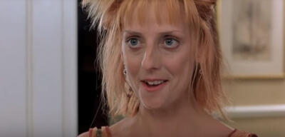 Emma Chambers in Notting Hill