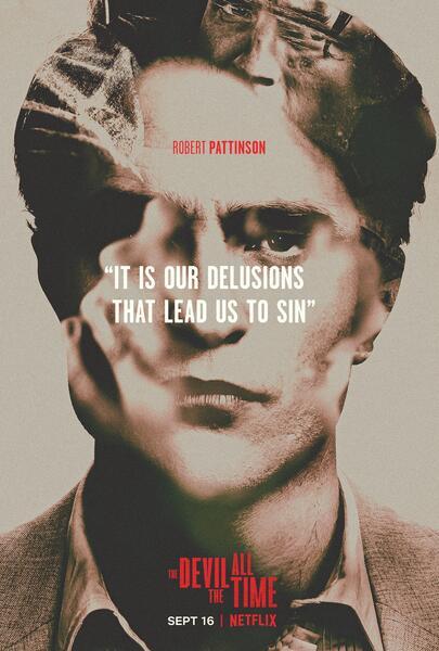 The Devil All the Time mit Robert Pattinson