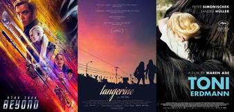 Star Trek Beyond/Tangerine L.A./Toni Erdmann