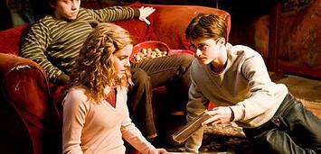 Bild zu:  Hermine, Hermione, Hergott ich hab beim Scrabble wieder nur Mist gezogen!