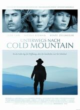 Unterwegs nach Cold Mountain - Poster