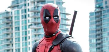 Bild zu:  Ryan Reynolds in Deadpool