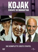 Kojak - Einsatz in Manhattan - Staffel 1 - Poster