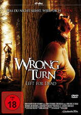 Wrong Turn 3: Left for Dead - Poster