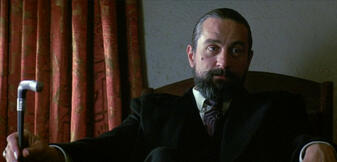 Robert De Niro in Angel Heart
