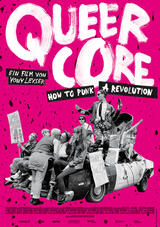 Queercore - How to Punk a Revolution - Poster
