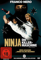 Ninja, die Killer-Maschine