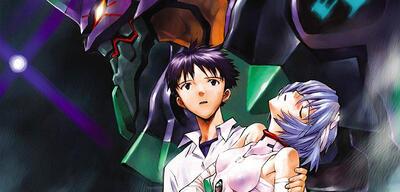 Shinji und Rei