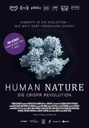 Human Nature: Die CRISPR Revolution Poster