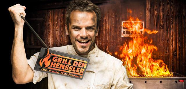 Kochshow  Grill den Henssler - Kochshow ändert Regeln und Jury trotz ...