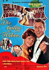 Die lustige Witwe - Poster