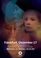 Frankfurt, Dezember 17 - Poster