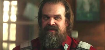 David Harbour als Red Guardian in Black Widow