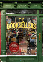 The Booksellers - Aus Liebe zum Buch Poster