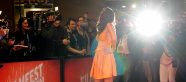 Glanz und Gloria auf dem Roten Teppich der Filmfestspiele
