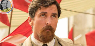 Christian Bale in The Promise