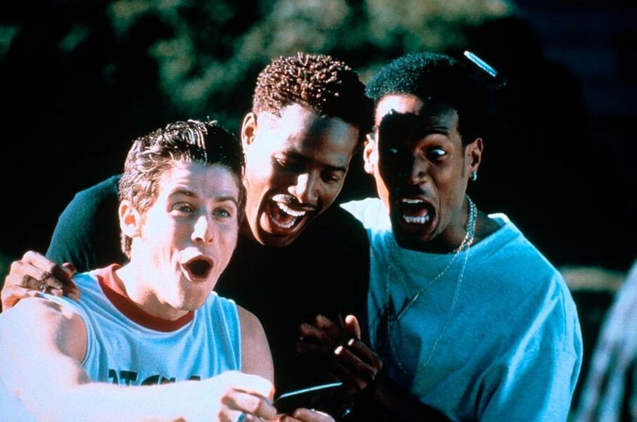 Scary Movie mit Marlon Wayans, Shawn Wayans und Frank B. Moore