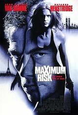 Maximum Risk - Poster