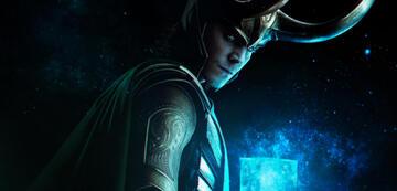 Setzt sich per Zeitstein ab: Loki