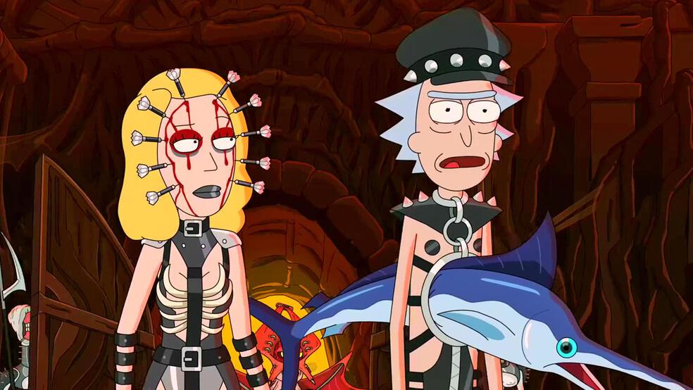 Rick and Morty, Rick and Morty - Staffel 5