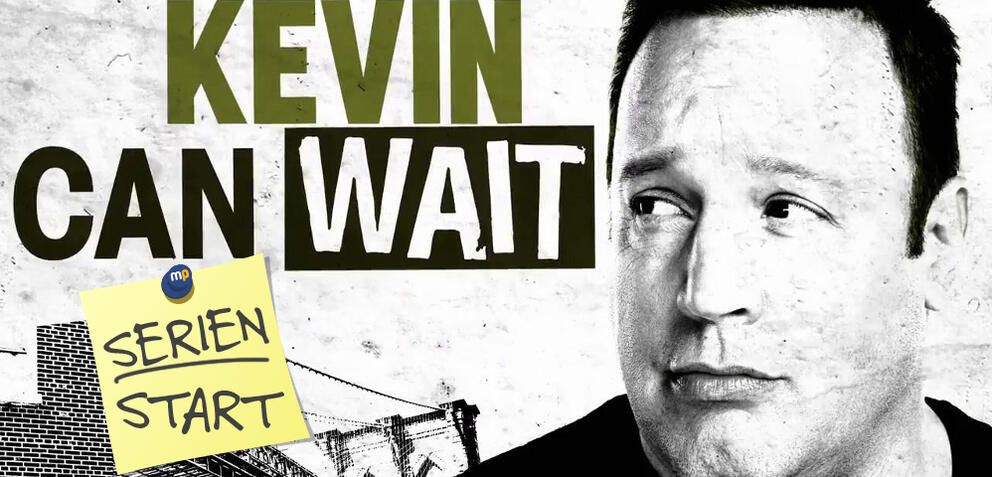 Kevin James neue Sitcom Kevin Can Wait