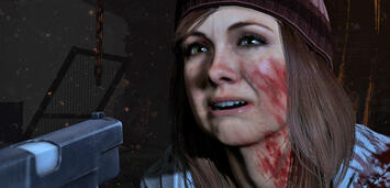 Bild zu:  Until Dawn
