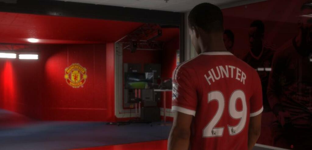 FIFA 17 bietet mit The Journey auch einen Story-Modus