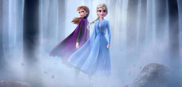 Die Eiskönigin 2: Anna und Elsa