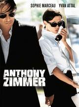 Anthony Zimmer - Fluchtpunkt Nizza - Poster