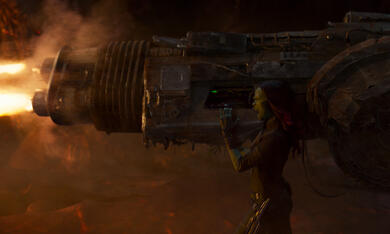 Guardians of the Galaxy Vol. 2 mit Zoe Saldana - Bild 7