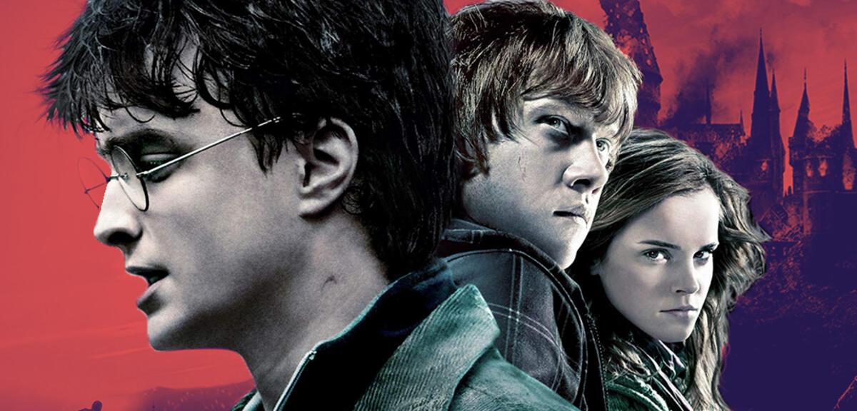 Harry Potter Heiligtümer Des Todes Teil 1 Kinox.To