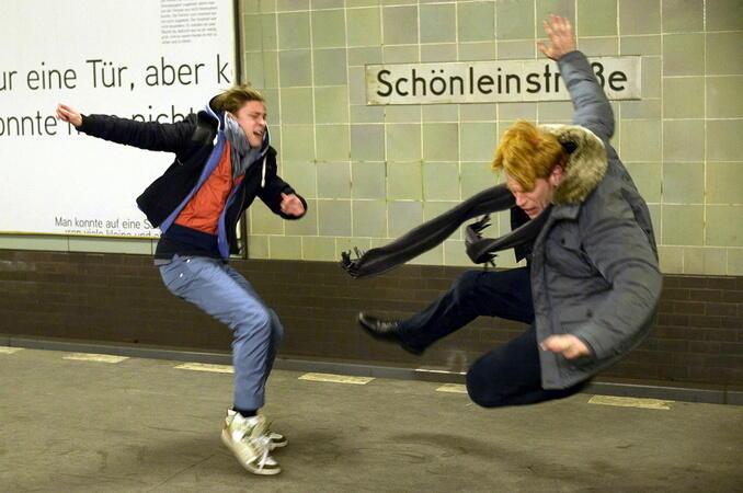 Tatort: Gegen den Kopf