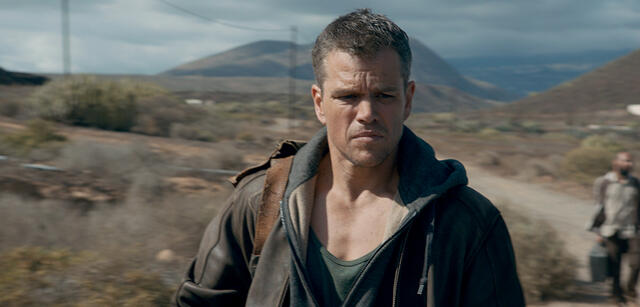 Bourne to be alive