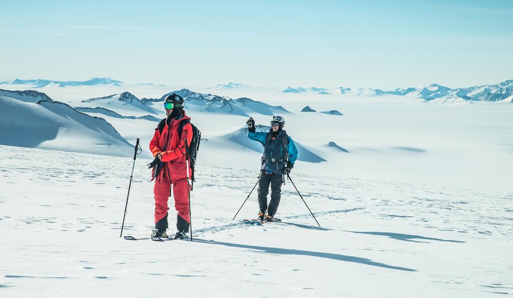 No Man's Land - Expedition Antarctica