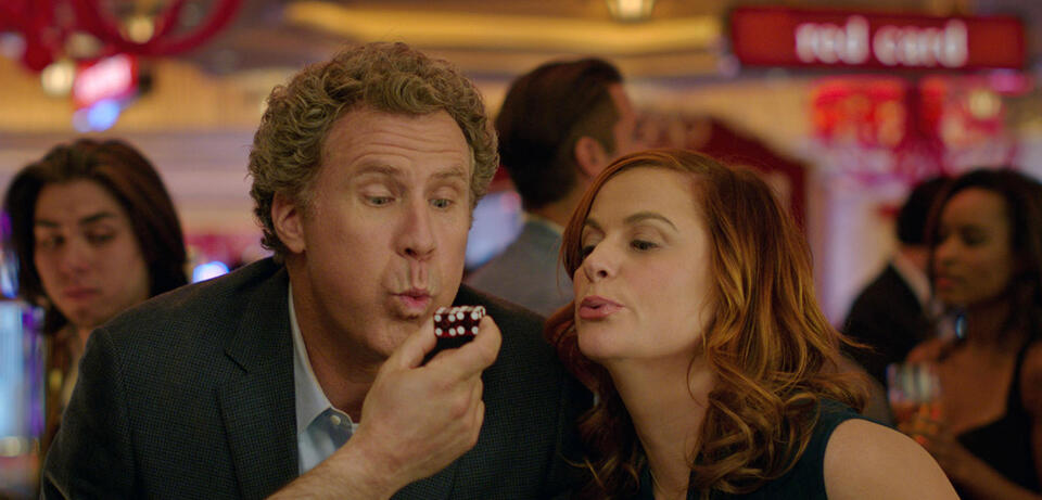 Will Farrell und Amy Poehler in Casino Undercover