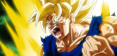 Super-Saiyajin Son-Goku