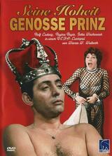 Seine Hoheit, Genosse Prinz - Poster