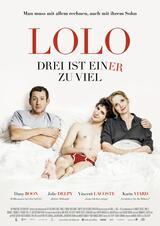 Lolo - Drei ist einer zu viel - Poster