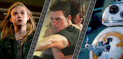 Super 8, Mission: Impossible III, Star Wars 7