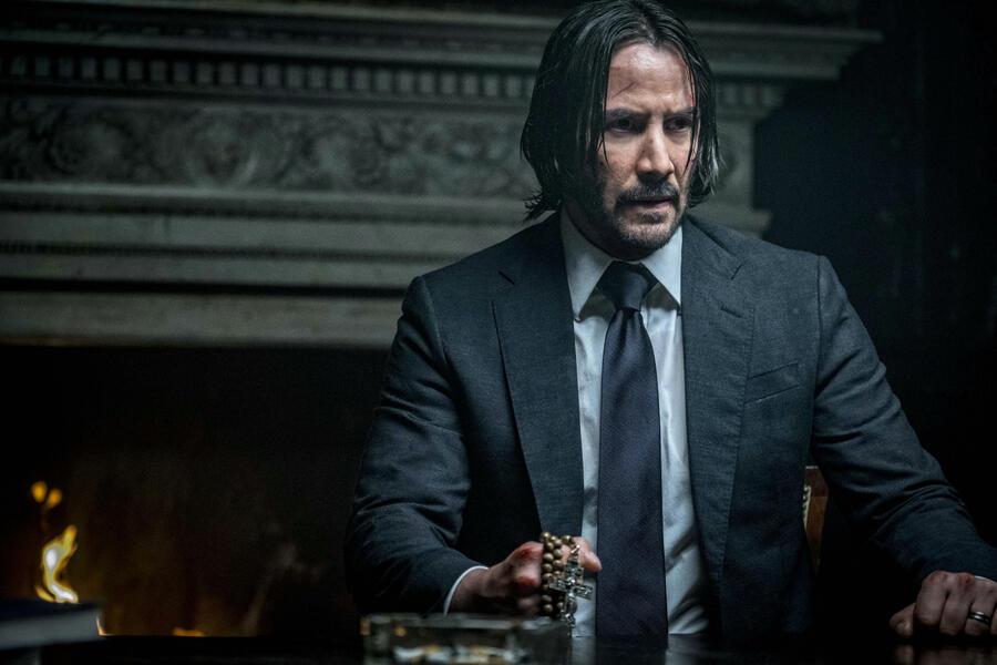 John Wick: Kapitel 3 mit Keanu Reeves